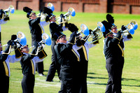 Evans - Thomson Marching Competition October 4, 2014